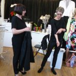 Anette Helbig, Shopping Scout Hannover bei Designer Sinfonie